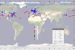 VK3KCL-Balloon-circumnavigation-flightpath-May19-v2